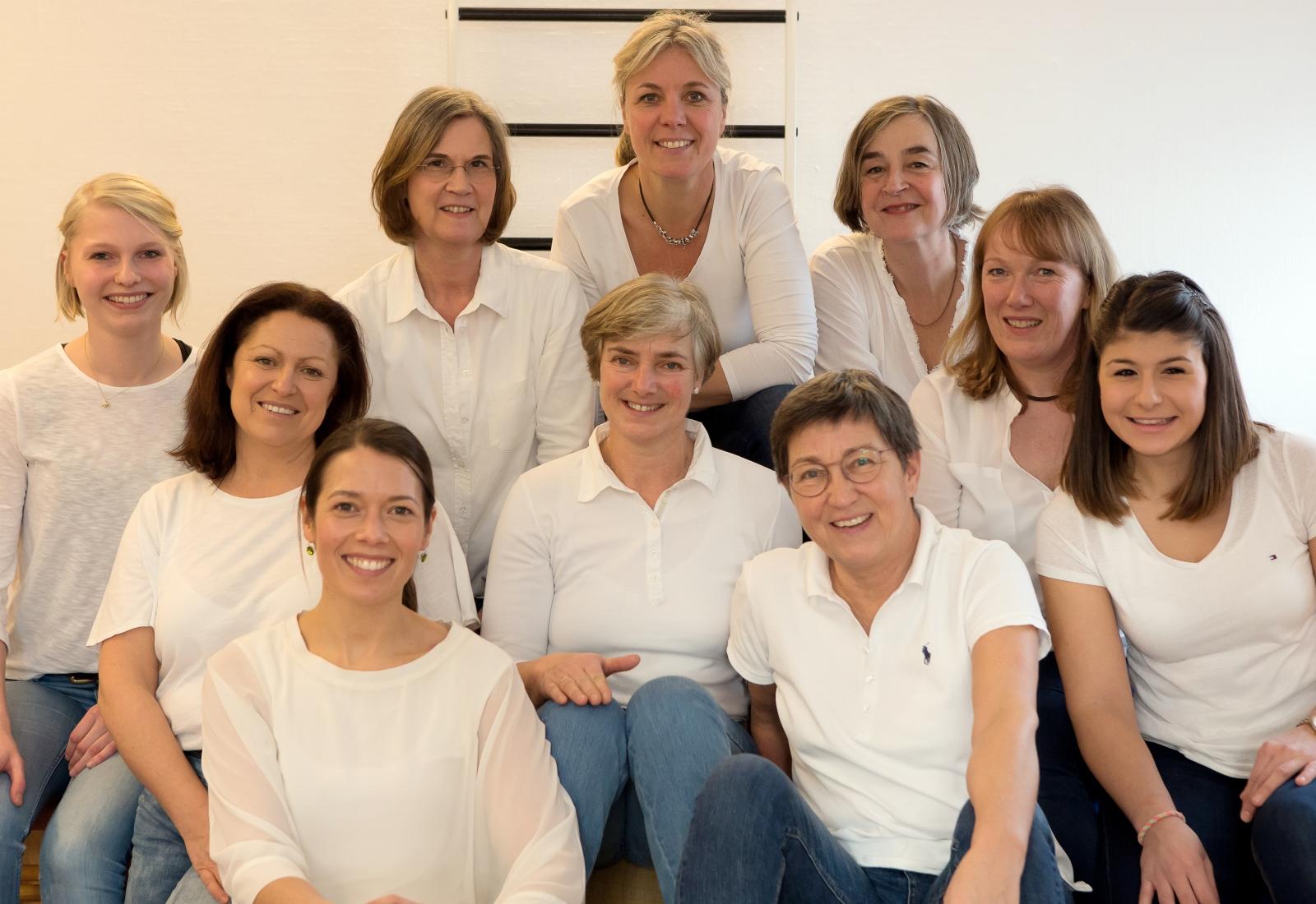 prophysio Hamburg Unser Team